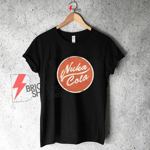 Vintage Nuke Cola T-Shirt On Sale