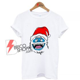 Bumble-the-Abominable-Snowman-Baseball-Shirt,-Ugliest-Christmas-Sweater-Party,-Rudolph-Movie-Shirt,-Tacky-Holiday-Shirt,-Teacher-Holiday