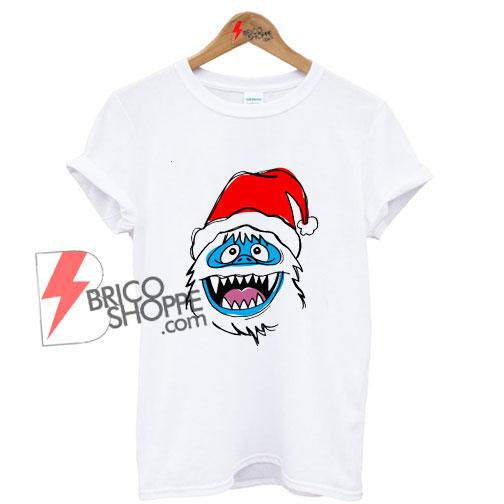 Bumble-the-Abominable-Snowman-Baseball-Shirt,-Ugliest-Christmas-Sweater-Party,-Rudolph-Movie-Shirt,-Tacky-Holiday-Shirt,-Teacher-Holiday