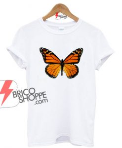 Butterfly T shirt size XS - 5XL unisex for men and women