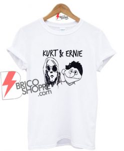 KURT & ERNIE Shirt On Sale