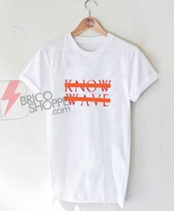 Know-Wave-T-Shirt-On-Sale