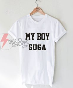 My Boy Suga KPop T-Shirt On Sale