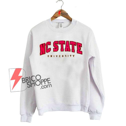 NC State University Sweatshirt On Sale