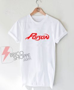 Poison T-Shirt On Sale