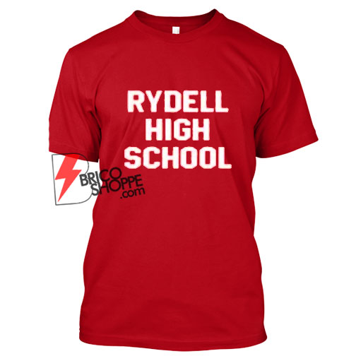RYDELL HIGH SCHOOL Shirt On Sale