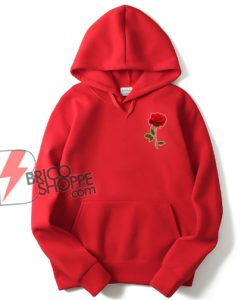 Red-Rose-Hoodie
