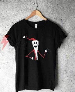 Santa Claus Halloween T-shirt On Sale