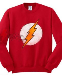 The-Flash-Red-Sweatshirt