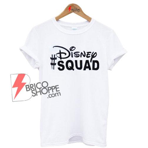 Disney Squad Shirt on Sale