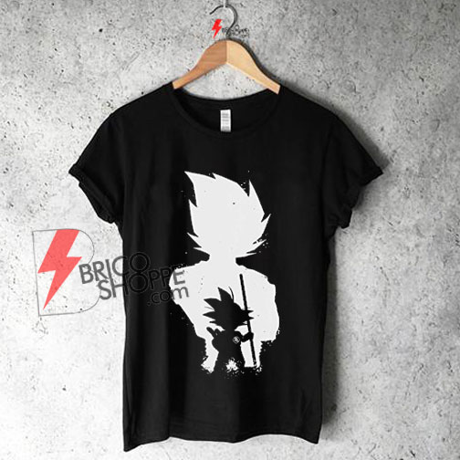 Little Songoku Dragon Ball Shirt