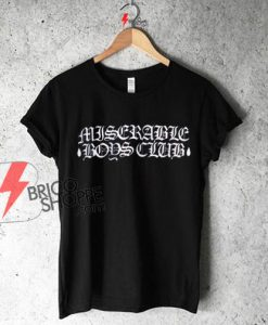 MISCRABLE-BODS-CLUB-Shirt-On-Sale