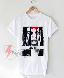 Rihanna-anti-world-tour-shirt-On-Sale