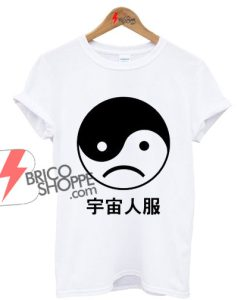 SAD YING YANG Shirt On Sale