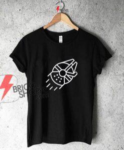 Star Wars Millennium Falcon Shirt On Sale