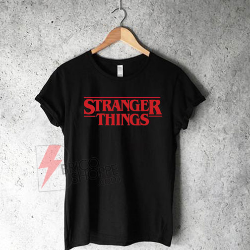 Stranger Things Shirt, The upside down Tshirt, Netflix Shirt, Hawkins middle school t shirt, Stranger Things Shirt On Sale