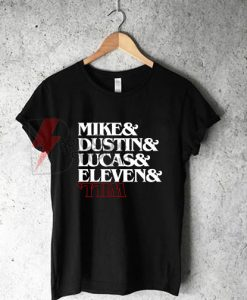 stranger-things-characters-T-Shirt