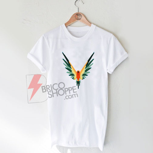 On Sale - Logang Logan Paul White Maverick Shirt