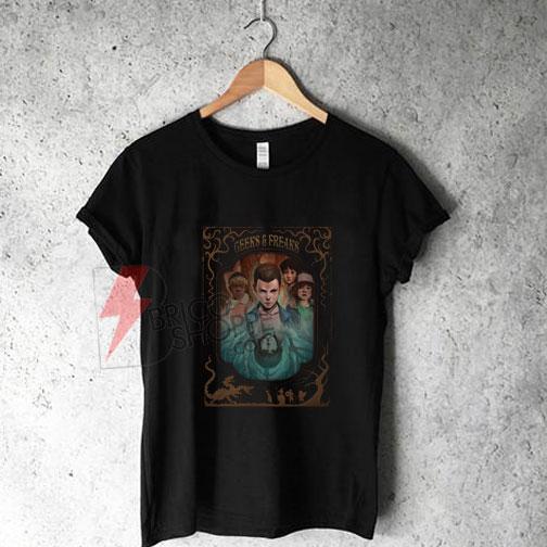 On-Sale---Stranger-Things--Geeks-&-Freaks-Shirt