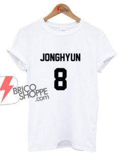 SHINee-Jonghyun-8-Shirt