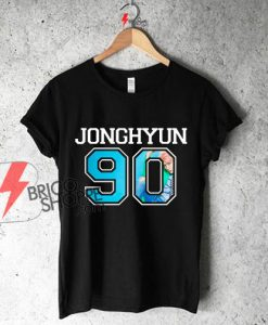 SHINee---Jonghyun-90-Shirt-On-Sale