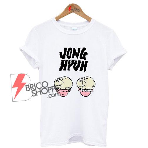 SHINee Jonghyun Shirt