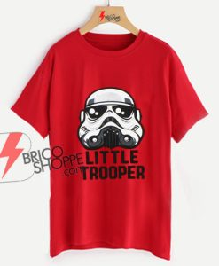 Star Wars Little Stormtrooper T-Shirt On Sale