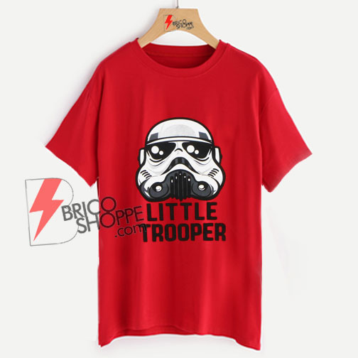 Star Wars Little Stormtrooper T-Shirt On Sale