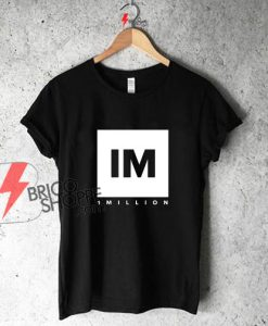 1 MILLION Dance Studio Shirt On Sale