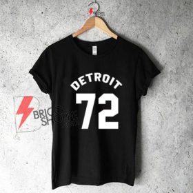 Detroit 72 T Shirt