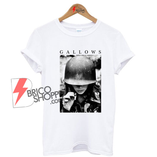 Gallows - Death Is Birth T-Shirt On Sale