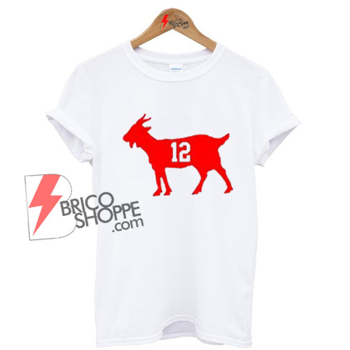 GoatTeam Brady T-shirt