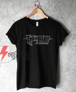Thin Lizzy Shirt On Sale
