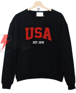USA-Est-1976-Sweatshirt-On-Sale