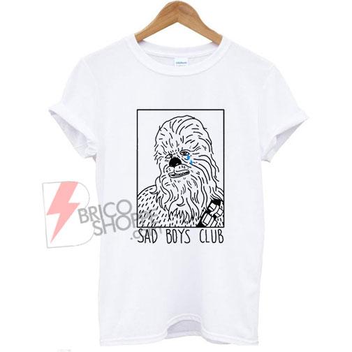 Sad boys Club Shirt On Sale