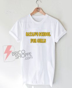 Satans-School-For-Girls-Shirt-On-Sale