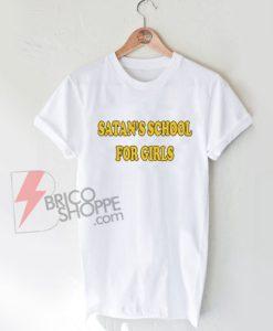 Satans-School-For-Girls-Shirt-On-Sale