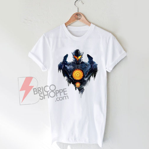 Gipsy Danger Pacific Rim T-Shirts On Sale