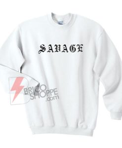 Savege-Sweatshirt-On-Sale