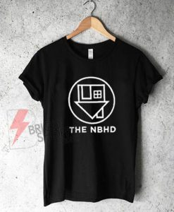 The-neighbourhood-t-shirt-On-Sale