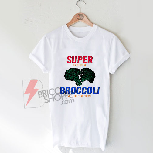 Super-Broccoli-T-Shirt-On-Sale