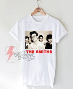 The Smiths T-Shirt On Sale
