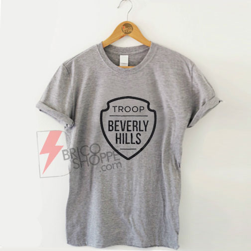 Troop-Beverly-Hills-Shirt-On-Sale