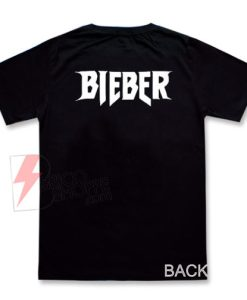 Justin bieber Shirt, Bieber T-Shirt On Sale