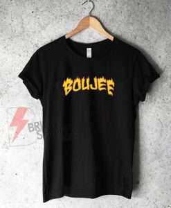 Boujee-on-fire-T-shirt-On-Sale