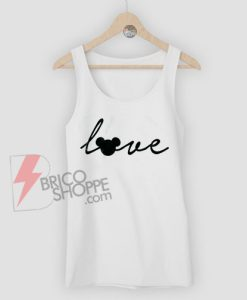 Love-Mickey-Mouse-Disney-TankTop-On-Sale