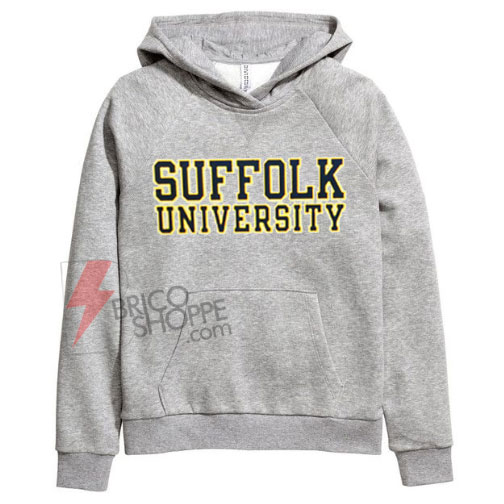 Suffolk University Hoodie On Sale