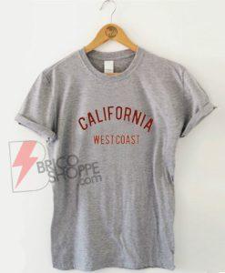 California-westcoast-tshirt-On-Sale