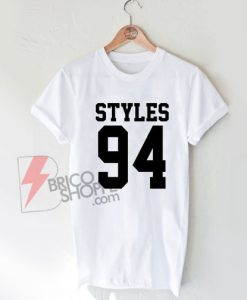 Harry Styles shirt STYLES 94 Shirt On Sale