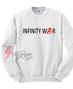Infinity War Graphic Tees Sweatshirt On Sale